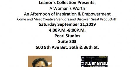A Woman's Worth: An Afternoon Of Inspiration & Empowerment tickets