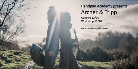 Archer & Tripp - Concert and Workshop tickets