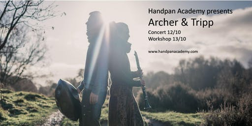Archer & Tripp - Concert and Workshop