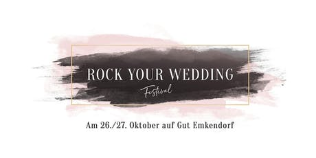 Rock Your Wedding Tickets