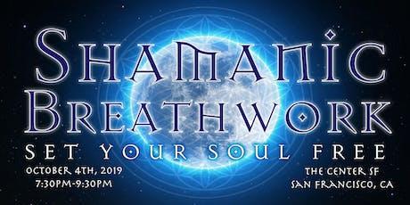 Shamanic Breathwork Journey with Jasin Deegan tickets