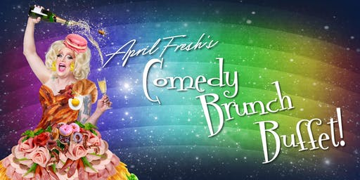 April Fresh's Comedy Brunch (October Edition)