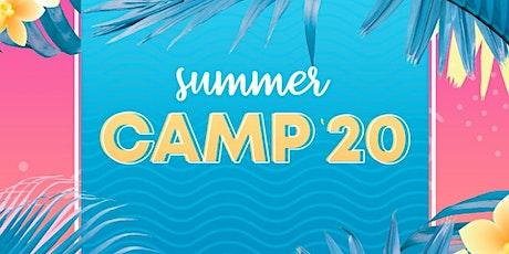 SUMMER CAMP 20' ingressos