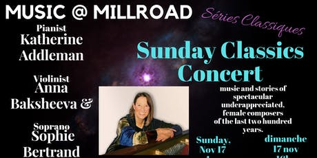 Music@ Mill Road Sunday Classics Concert tickets