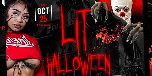 Lit Halloween : The Biggest Costume Party of the Year