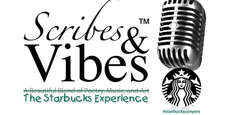 Scribes & Vibes at Starbucks Conyers tickets