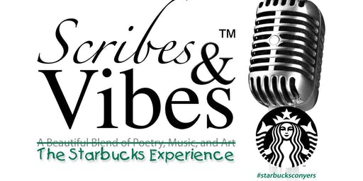 Scribes & Vibes at Starbucks