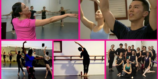 City Adult Ballet Classes - Learn How To Dance From Professional Dancers