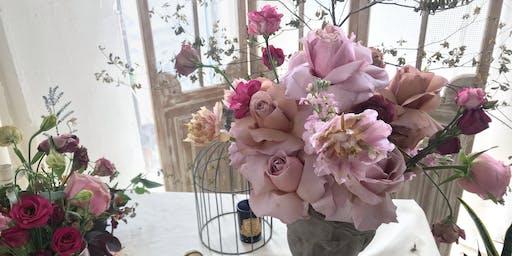 Flower Arrangment Workshop
