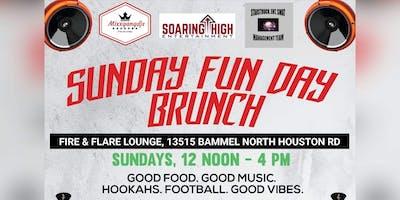Sunday Fun Day  runch