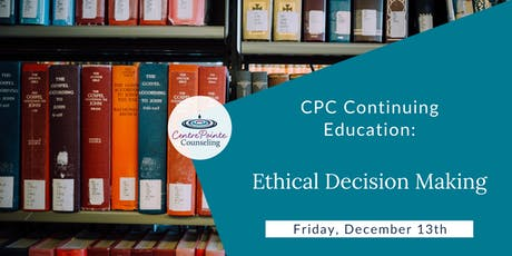 Ethical Decision Making tickets