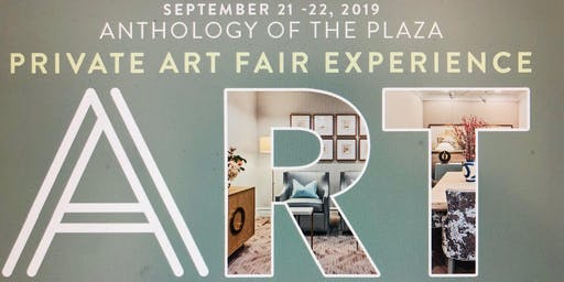 Plaza Art Fair VIP Private Art Experience -FREE Parking at Anthology