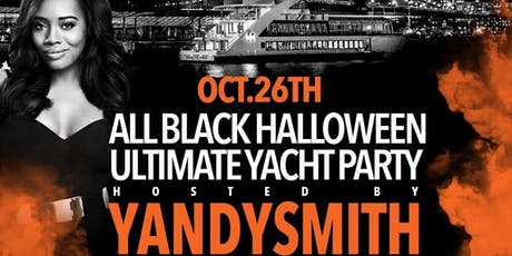 *YANDY SMITH HALLOWEEN PARTY tickets