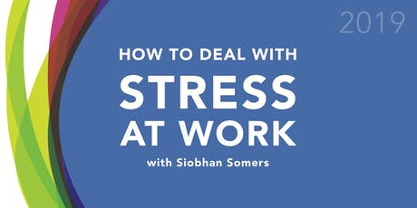 Networking and Speaker - How to deal with Stress at Work tickets