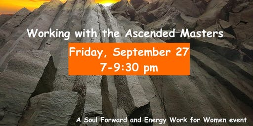 Working with the Ascended Masters