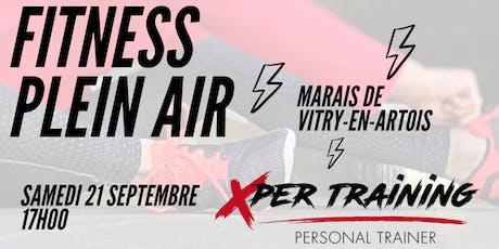 Fitness Plein Air billets