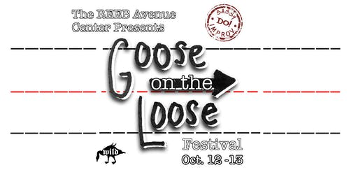 Goose on the Loose - Reeb Center