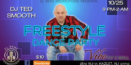 Freestyle Dance Party tickets