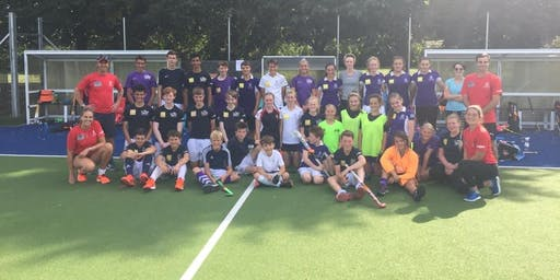 Sevenoaks Hockey Club Half Term Hockey Camp - October