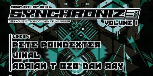 Synchroniz3 Volume 1