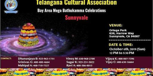 TCA - BAY AREA MEGA BATHUKAMMA @SUNNYVALE