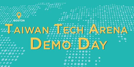 Taiwan Tech Arena Demo Day tickets