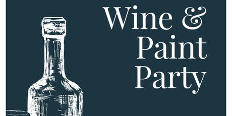 Wine and Paint tickets