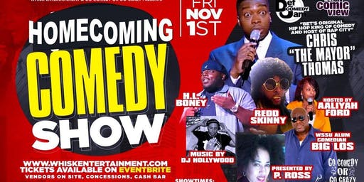 "Homecoming Comedy Show feat. Chris ""The Mayor"" Thomas"