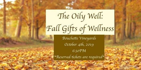 Fall Gifts of Wellness tickets