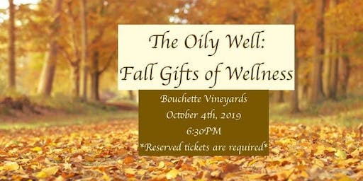 Fall Gifts of Wellness