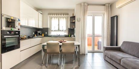 Open House - visita libera appartamento Via Marche biglietti