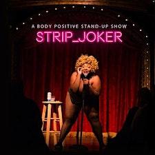 Strip Joker Comedy logo
