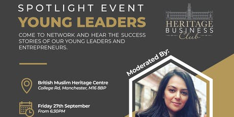 Spotlight Event - Young Leaders tickets