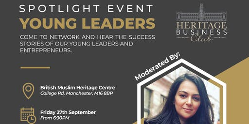 Spotlight Event - Young Leaders