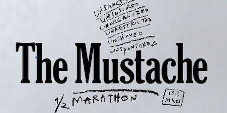 The Mustache Half Marathon tickets
