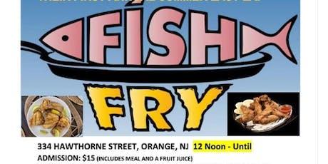 Amanda's Kitchen: Summer Last Lap Fish Fry tickets