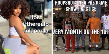HOOPSHOTS NBA COURT TALENT SHOWCASE PRACTICE  tickets