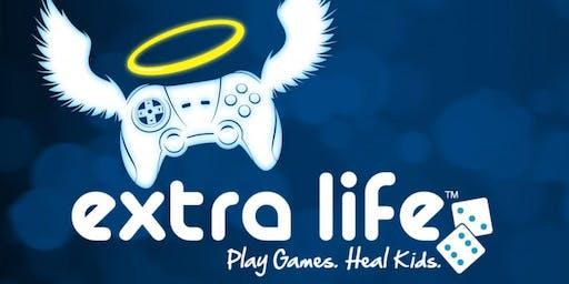 24 Hour Gaming Marathon to Benefit Extra Life