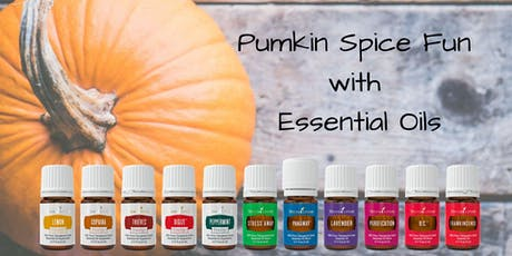 Pumpkin Spice Fun!  Make and Take for Fall Wellness tickets