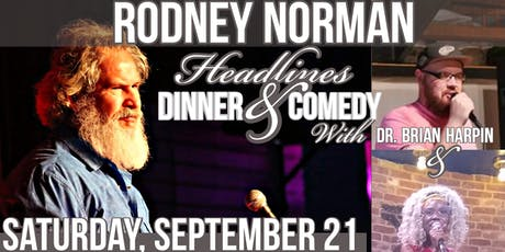 Foodery and Foolery at River Falls with Rodney Norman and Brandon Belanger tickets