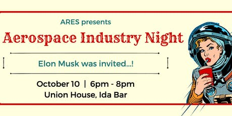 ARES Aerospace Industry Night tickets