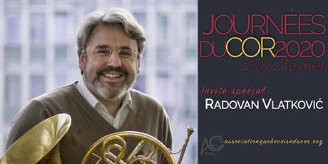 Journées du cor |2020| Montreal Horn Days tickets