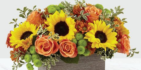 A Perfect Bloom Wine and Design - Design Class - Thanksgiving Centerpiece tickets