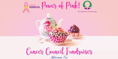 ECU Women's Community Afternoon Tea Cancer Council Fundraiser