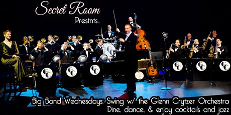 Big Band Wednesdays: Swing w/ the Glenn Crytzer Orchestra tickets