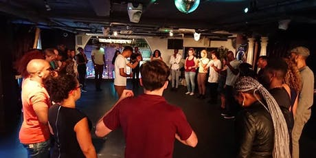 Kizomba Mondays - Kizomba Dance Classes & Party at Tiger Tiger tickets