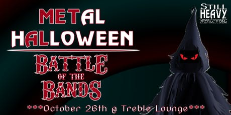 Metal Halloween: Battle of the Bands tickets