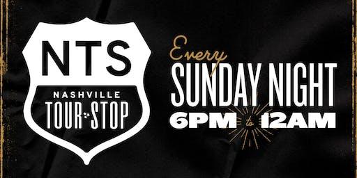 Nashville Tour Stop, 9/15 - Belcourt Taps