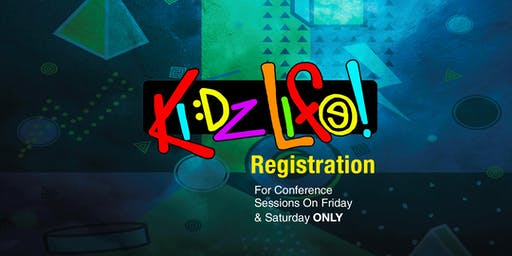 Men of Conquest 2019 Kidz Life Registration