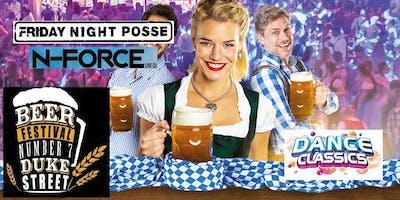 Oktoberfestival Friday Night Posse & N Force Dance Classics